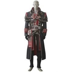 Assassin\'s Creed Rogue Shay Patrick Cormac Cosplay Costume