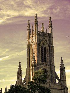 St. Peter's Church, Brighton, England Brighton Cafe, Brighton Hotels, Brighton Rock, Brighton England, Brighton And Hove, St Peter's Church, Cathedral Church, British Wedding, Castles In England