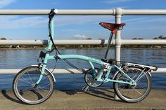 Brompton at Hains Point by Mr. T in DC, via Flickr