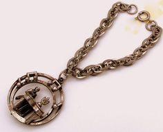 Bracelet Austria Hungary Antiquaries rarity Mozart от ODMIVINTAGE