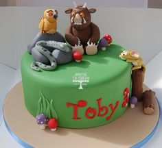Awesome Cake designs and ideas for that special event Gruffalo Party, Cake Logo, Cakes For Boys, Cake Designs, Amazing Cakes, Birthday Cakes, Cake Ideas, Special Events, Favorite Recipes