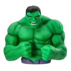 Marvel Comics Spardose Classic Hulk 20 cm   Marvel Comics Spardosen - Hadesflamme - Merchandise - Onlineshop für alles was das (Fan) Herz begehrt!