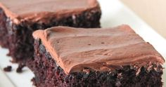 chocolate zucchini cake 2019 Healthy and delicious family-friendly recipes with lots of treats thrown in for good measure! The post chocolate zucchini cake 2019 appeared first on Rolls Diy. Tasty Chocolate Cake, Chocolate Recipes, Quick Rolls, Zucchini Cake, Zucchini Brownies, Cake Tins, Sweet Recipes, Yummy Recipes, Healthy Recipes