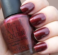 OPI Romeo and Juliet