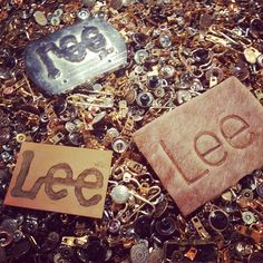 Tags and rivets change, but one thing stays the same–there is nothing like a great fitting, stylish, and quality pair of Lees. Lee Jeans, Denim Jeans, Vintage Jeans, Vintage Outfits, To My Daughter, Daughters, Tag Design, Western Outfits, The Past