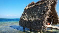 Massage Hut at Sanctuary Belize Caye