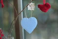We made felted hearts for our nature table this year, but maybe we will work on bees wax hearts next valentines.