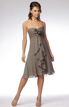 41c8b4e5b37 Bridemaid dress ideas - but in pink Bridesmaid Gowns