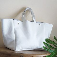 Extra large neroli tote bag Nerolihandbags.etsy.com