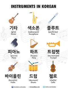 Korean Words Learning, Korean Language Learning, Spanish Language, Italian Language, German Language, Japanese Language, French Language, Learn Basic Korean, How To Speak Korean