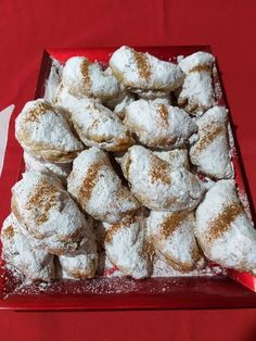 Greek Sweets, Greek Desserts, Greek Recipes, Cake Recipes, Dessert Recipes, Mini Foods, Yummy Cakes, Food To Make, Sweet Tooth