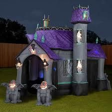 Do something like this with Little Tikes Castle