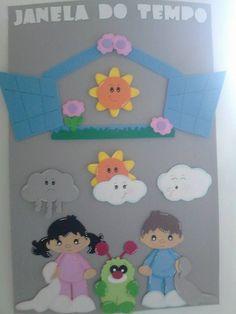 Painel Escolar - molde retirado da net Play School Activities, Preschool Education, Preschool Activities, School Posters, Classroom Posters, Classroom Decor, Crafts To Make, Crafts For Kids, Kindergarten Games