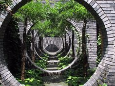 Red Brick Museum of Contemporary Art - Beijing, China.