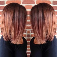 hair new red Hair Color Auburn, Auburn Hair, My Hairstyle, Pretty Hairstyles, Medium Bob Hairstyles, 90s Hairstyles, Casual Hairstyles, Fringe Hairstyles, Medium Hair Styles