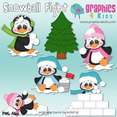 Your place to buy and sell all things handmade Cute Christmas Cards, Christmas Holidays, Christmas Crafts, Felt Crafts, Diy And Crafts, Cute Doodles Drawings, Outdoor Christmas Tree Decorations, Penguin Craft, Snowman Faces