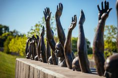 The National Memorial for Peace and Justice, opening Thursday in Montgomery, Ala., remembers the thousands of victims of lynchings     A Lynching Memorial Is Opening. The Country Has Never Seen Anything Like It. - The New York Times