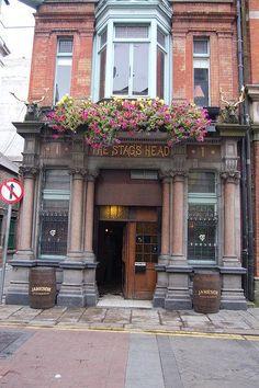 The Stag's Head, Dublin, Ireland