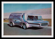 """""""Vantasta"""" Show Car, 1976 by Cosmo Lutz, via Flickr"""