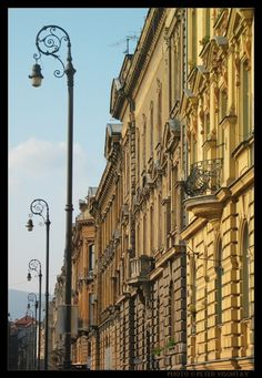 Croatia Picture: Zagreb's streets  photo by: Peter Visontay