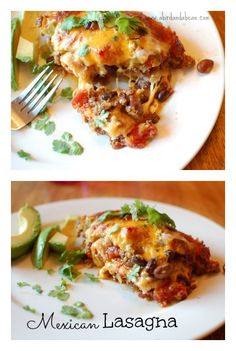 mexican-lasagna.  amazing comfort food without being too heavy.