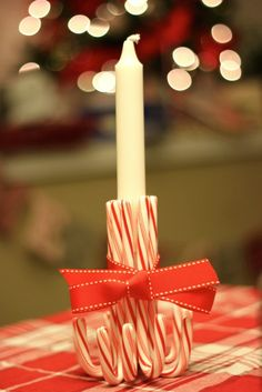 Do it yourself christmas candy cane candle pinterest christmas do it yourself christmas candy cane candle pinterest christmas themes glue guns and candy canes solutioingenieria Gallery