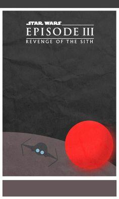minimalist the revenge of the sith
