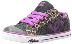 DC Chelsea Charm TX Sneaker (Little Kid/Big Kid),Black/Leopard,4 M US Big Kid DC http://www.amazon.com/dp/B00HPPJO8C/ref=cm_sw_r_pi_dp_iBCUub0PSP5GY