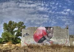 Aryz (...) - Barcelona (Spain)