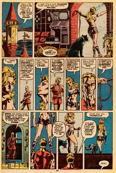 Paul Gulacy and Doug Moench, Master of Kung Fu