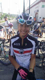 Daniela Orozco se adjudicó la plata en el Nacional Infantil de Ciclismo de Ruta ~ Ags Sports