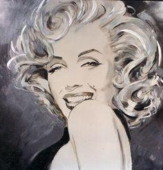 Marilyn, artist: Daniel Tarantola