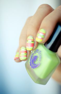 Lime Crime nailpolish