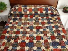 Image result for civil war jelly roll quilt ideas