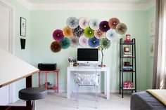 Seven Ways to Make Your Office Prettier