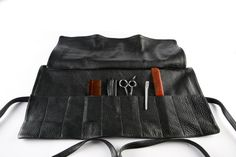 Bui Boutique (Etsy) - hairdresser case Leather $200