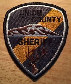 Union county Sheriff OR 2