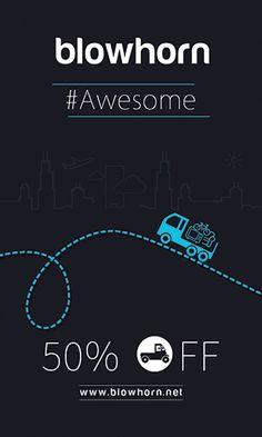 Truck poster design, communication design, truck, goods, logistics, illustration, sketch, graphic design, inspiration, referral, card