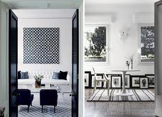 #picoftheday #decoração #pretoebranco  Uma combinação clássica e infalível, seja na moda ou na decoração, é preto e branco. Essa dupla dinâmica traz elegância e sofisticação para dentro da casa e do escritório. Sempre digo que não tem erro: na dúvida, vá de P&B.