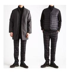 엠보싱 목폴라 티셔츠 터틀넥-pola01 - [존클락]30대 남자옷쇼핑몰, 깔끔한 캐쥬얼 데일리룩, 추천코디