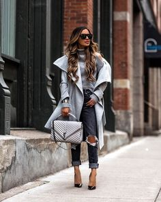 e68cb8cd79f  wearitloveit  getthelook  shopthelook Top Designer Bags, Winter Style,  Fall Winter Outfits