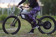 45分の充電で350キロ走れる電動バイク「Grunner X」 - インターネットコム