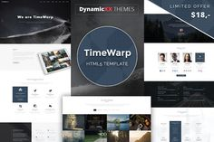 172fe6cafcfff TimeWarp - Wordpress Future Theme Themes TimeWarp is a complete website in  one page with multiple pages option. It can be used for anyone lik by  MonsArt