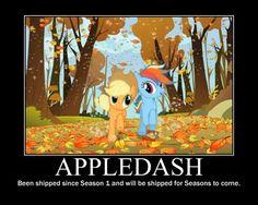EXACTLY! Appledash foreverrr