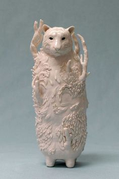 Sophie Woodrow. Ceramic. Origin 2011