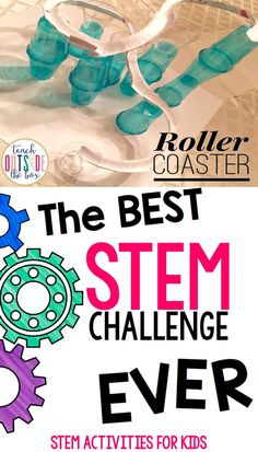 9 of the BEST STEM Challenges ever! Elementary STEM