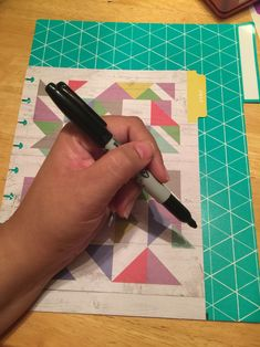 DIY Pocket Folders for The Happy Planner (in under 10 steps!) DIY Pocket Folders for The Happy Planner (in under 10 steps! Planner Dividers, Planner Organization, Planner Supplies, Planner Ideas, Planner Diy, Arc Planner, Planner Layout, Life Planner, 2015 Planner