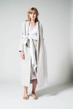 Sea Spring 2017 Ready-to-Wear Fashion Show - Thick Tie waist friend to chiffon