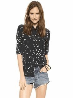 Starry blouse