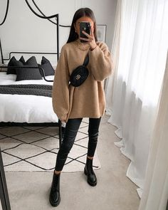 Casual Work Outfits, Classy Outfits, Stylish Outfits, Fall Work Outfits, Winter Fashion Outfits, Fall Winter Outfits, Mode Dope, Neue Outfits, Mode Inspiration